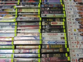 KUPIĘ stare - kasety Video VHS z filmami