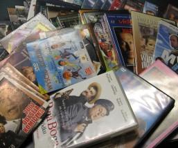 KUPIĘ stare - płyty DVD z filmami