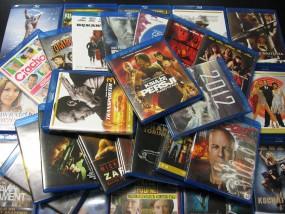 KUPIĘ stare - płyty Blu-rey z filmami