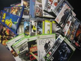 Kupię Gry - PS2 PS3 XBOX XBOX360 PS1SUPER NINTENDO NINTENDO 64 PC
