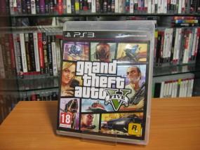 GTA V Grand Theft Auto Five ```````````` PS3
