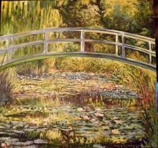 Kopia obrazu Claude Moneta