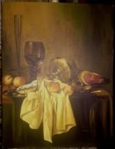 Kopia obrazu Willema Kalfa pt