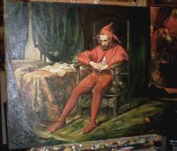 Kopia obrazu Jana Matejki