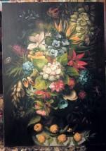 "Kopia obrazu Henryka Breyera ""Kwiaty"""