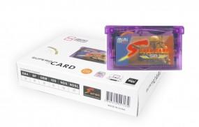 Super Card mini SD - nagrywarka do GBA SP GBA NDS DS Lite