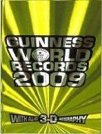 Guinness World Records 2009 księga rekordów guinnessa
