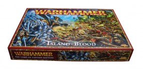 The Island of Blood