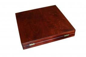 Kaseta drewniana na album fotograficzny