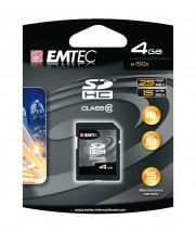 Kart pamięci SDHC 4 GB class 10