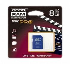 Kart pamięci SDHC 8 GB class 10