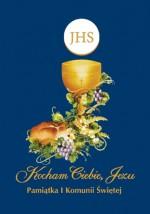 """Modlitewnik """"Kocham Ciebie, Jezu!"""" (wersja dla chłopców) w etui"""