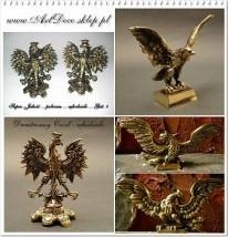 mosiężne figurki i statuetki Polski producent