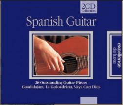 Płyty cd z hiszpańską muzyką