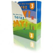 Raz dwa trzy teraz my BOX SP KL 3 Pakiet (2013) (aktualny na 2013 rok
