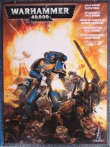 Space Marines Battleforce Warhammer 40.000