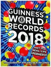 Księga Rekordów Guinnessa 2018 Guinness World Records