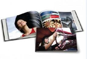 fotoksiążka w twardej oprawie A4 poziom