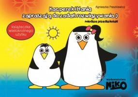 Kacperek i Hania zapraszają do zadań rozwiązywania :)
