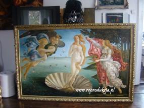 Reprodukcje obrazów wielkich mistrzów