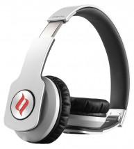 słuchawki nauszne noontec Zoro HD White