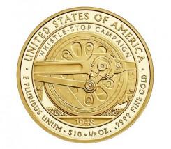 Pierwsza Moneta Bess Truman