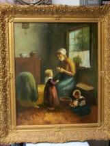 Obrazy malarstwo flamandzkie