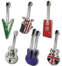 Srebrna kolekcja Gitar