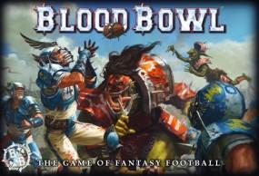 Gra planszowa Blood Bowl. Polska edycja 2016 WARHAMMER 40000.