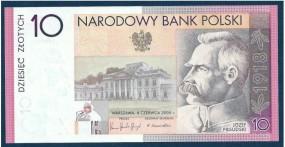 Sprzedaż Banknotów kolekcjonerskich.