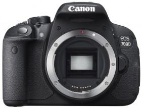 Aparat fotograficzny Canon EOS 700D Body D-SLR (8596B023AA)