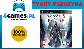 Assassin's Creed: Rogue, WIELE GIER PS4 PS3 XBOX