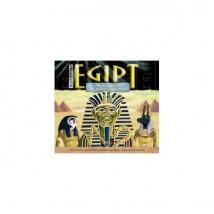 Egipt książka z szablonami